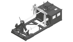 Seil-Wickelmaschine TDH60 - Vermietung