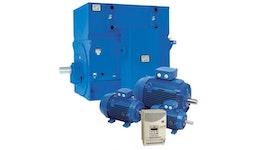 Elektromotoren Multi Mounting System WEG AG