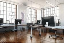 Büromöbel-Montage