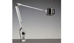 BATZ-LED3 MGL LED Maschinenleuchte IP 54 mit Reibungsgelenkarm