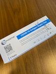 COVID-19 Antigen Rapid Test - Clungene Laientest Selbsttest