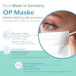 EUMEPRO OP Maske Typ II