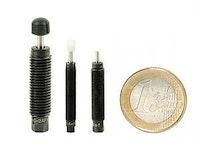 Industriestoßdämpfer Mega-LineⓇ Miniatur M4 - M12
