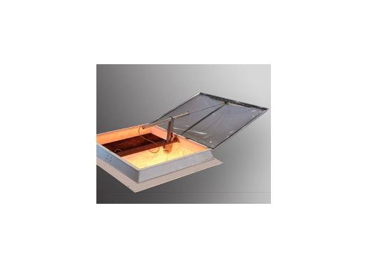 Rauch- und Wärmeabzugsanlage