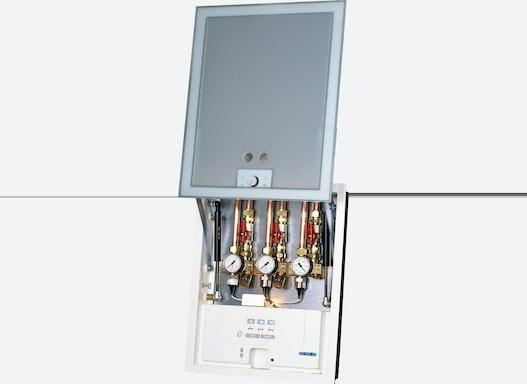 Zentrale Gasversorgung