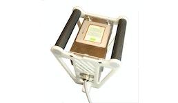 Handgerät zum Trocknen und Vernetzen von Lacken