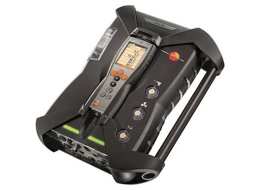 testo 350 - Analysebox für Abgasanalyse-System