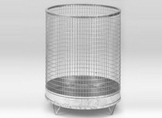 Abfallbehälter -RONDO-, 63 - 118 Liter