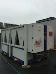 Mietpark Kaltwassersatz mit 350 kW