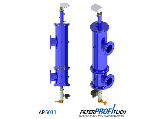 aquaProfi 5011 (bis 150 m³/h)