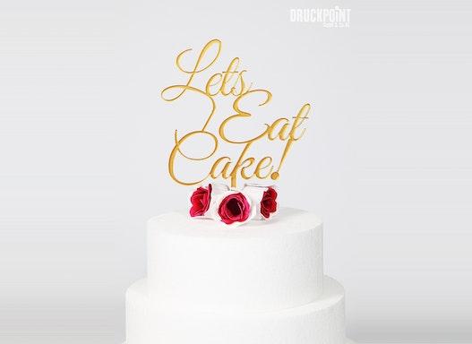 Hochzeitstorten-Dekore Cake Topper Tortendekoration