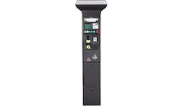 Strada VdS P4 - Hochsicherheits-Parkscheinautomat