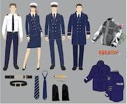 Design von Kleidung