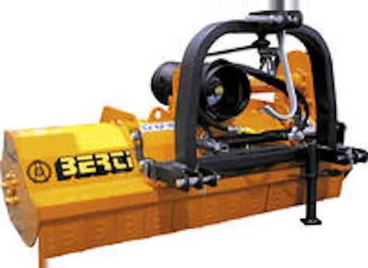 Mulcher und Sichelmulcher für Grünflächen und kompakte Traktoren