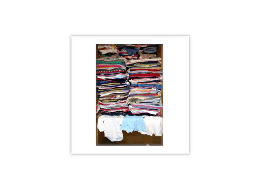 Gebrauchte Unterwäsche