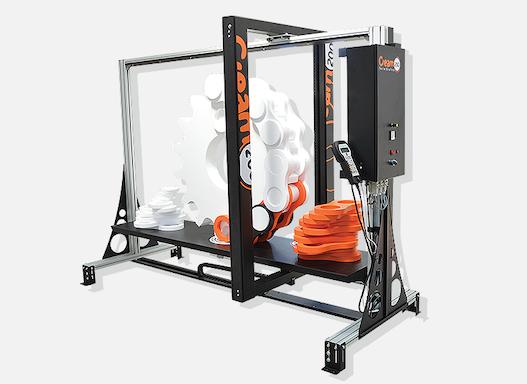 Schneidemaschine für Styropor® und Styrodur®