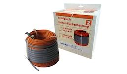 HoWaTech Profi Elektro-Fußbodenheizung 1 - 20m² Paket mit oder ohne Regelung
