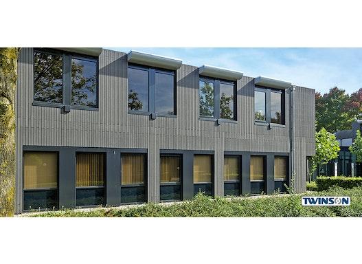 Fassaden aus Twinson