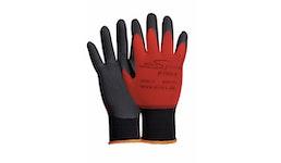 Nylon-Nitrilschaum-Handschuh NIRO-S  pure 1004  EN 388:2016 =4121X