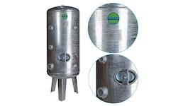 Druckkessel 300 Liter 6 bar Wasser verzinkt