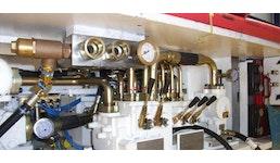 Hydraulik Konstruktion