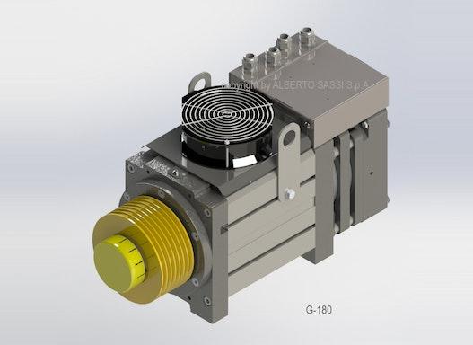 Gearless G-180