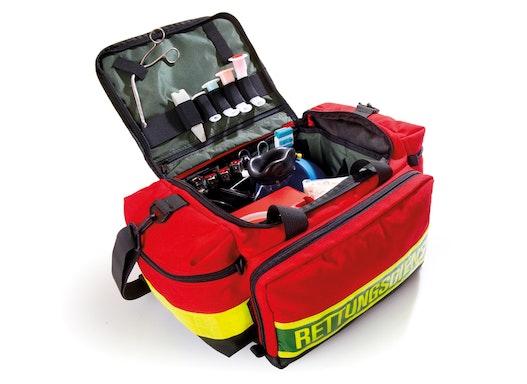 Notfalltasche / Einsatztasche für medizinische Erstversorgung