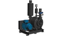 Gebläse/Exhaustor 031 (750 bis 2.200 m³/h)