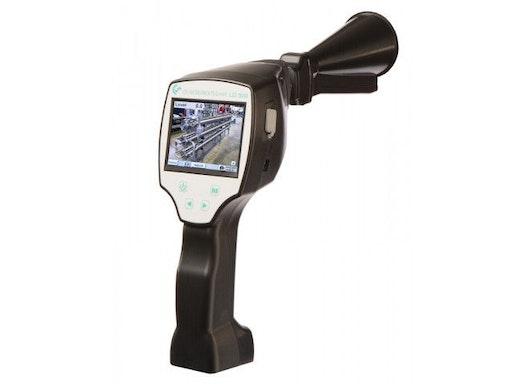 ILD 500 Leckortungsgerät mit Kamera