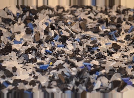 Kunststoffrecycling - Recycling Kunststoff - Mahlgut - Granulat - Lohnmahlung