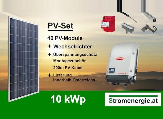 Premium PV-Set 10kWp