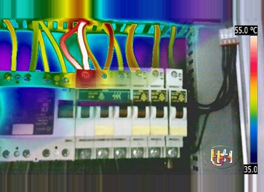 Thermografie elektrischer Anlagen und Betriebsmittel