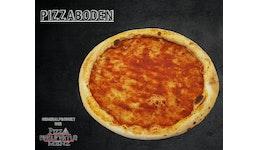 Pizzaboden mit Soße / Pizzabrot