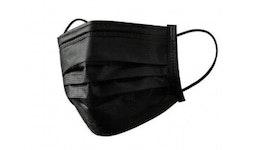 Mundschutz Typ 2R schwarz (50er Box)