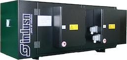 indusa EL 2002 elektrostatischer Luftfilter