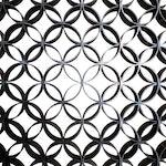Metallmuster für Sichtschutzwände, Wandverkleidungen im innen und Aussenbereich