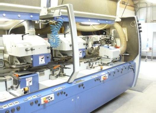 5-Achs-CNC-Fräsen