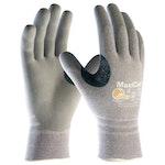 Schnittschutz-Handschuhe MaxiCut ATG 34-470 - grau/grau  Gr.11