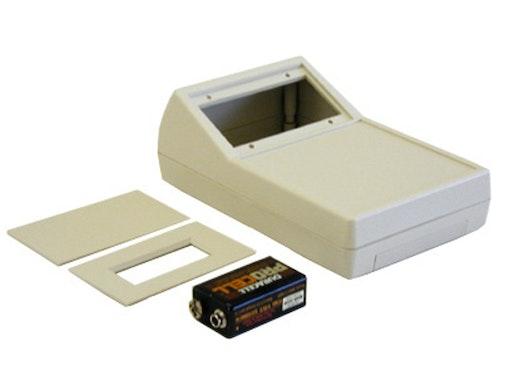 Pactec HPS-9VB Handgehäuse mit Batteriefach