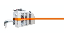 vollautomatische Form-Fill-Seal Verpackungsmaschine system-T