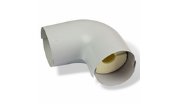 Rohrisolierung Bogen 22x20 mm ISOTUBE PU-R Schaum Rohrdämmung Schallschutz