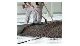 Montagedienstleistung: UPONOR MAGNA Industrieflächenheizung