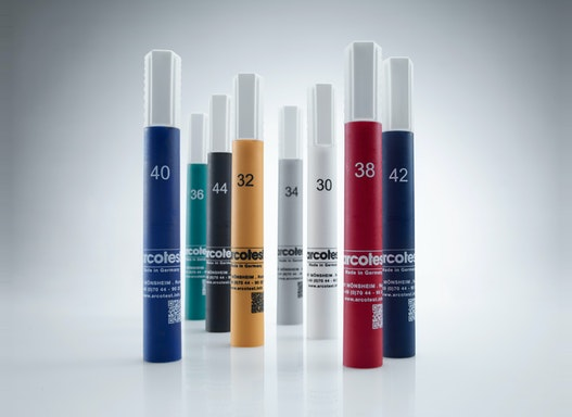 Teststifte für Oberflächenspannungsprüfung arcotest® PINK