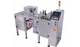 Verpackungsmaschine für Schüttgüter und Pulver