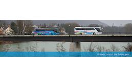 Busse für Gruppenreisen