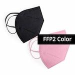 FFP2 Maske COLOR CE zertifiziert