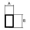 Alu Quadrat- und Rechteckrohre