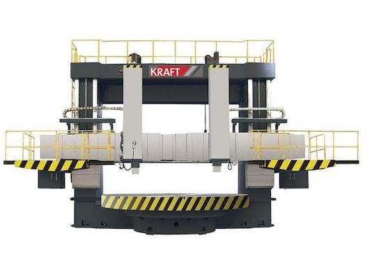 Karusselldrehmaschine KRAFT KDM-100 №1124-91922
