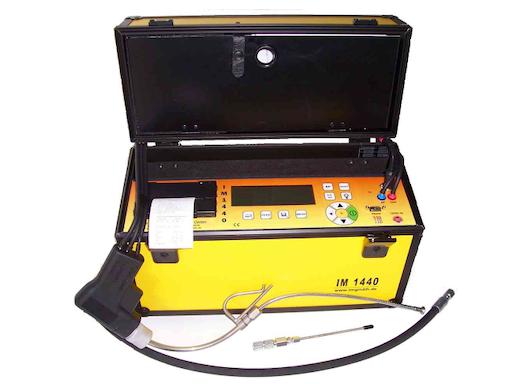Abgasmessgerät IM 1440F für Flurförderzeuge