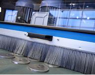 Entgraten und Verrunden - Weiterverarbeitung von Laserschneidteilen